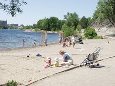 UPDATE - The Sudbury & District Health Unit has removed warning signs it posted July 29 at Bell Park Canoe Club Beach and Bell Park Amphitheatre Beach. Greater Sudbury, Canoe Club, Manitoulin Island, Health Unit, Recreational Activities, Canada Travel, Great Pictures, Ontario, Places To Travel