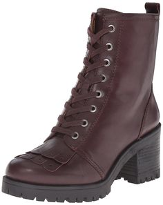 Nine West Women's Upload Leather Ankle Boot * Hurry! Check out this great shoes : Women's snow boots