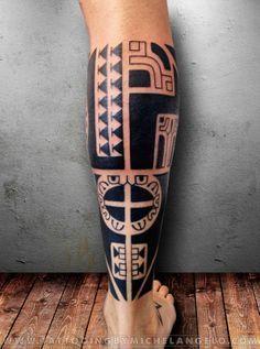 explore tatuaggi tribali lupo