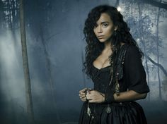 "Salem S2 Ashley Madekwe as ""Tituba"""