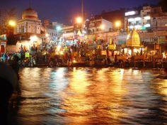 Ganga Aarti (Ganges), Haridwar - Haridwar, Uttarakhand