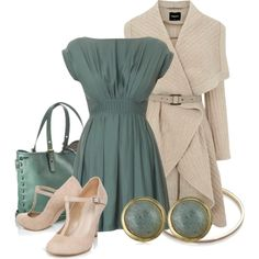 """Fall Sky"" by roniylea on Polyvore - really like this, besides the shoes"