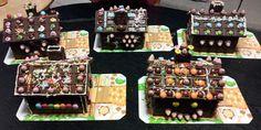 Meiji Chocolate House making kit.