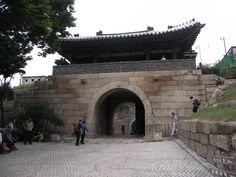 서울 성곽길. 와룡공원-말바위 쉼터-숙정문-창의문 11