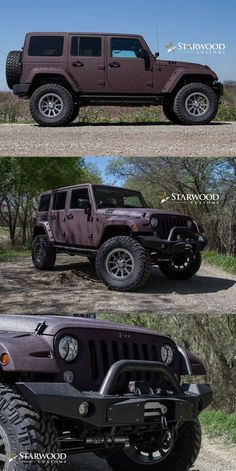 The custom Jeep conversions at our Dallas shop are built for off-road performance and unlike anything else on the road. Auto Jeep, Jeep Wrangler Accessories, Jeep Accessories, Jeep Rubicon, Jeep Wrangler Unlimited, Jeep Wrangler Custom, Pajero, Jeep Baby, Jeep Truck