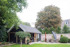 2 Garden Buildings, Garden Inspiration, Tiny House, Carport Ideas, Sweet Home, Cabin, House Styles, Home Decor, Garden Cottage