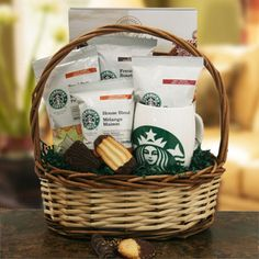 Starbucks Traditions Starbucks Gift Baskets