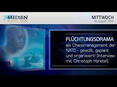 Flüchtlingsdrama als Chaosmanagement der NATO   19. August 2015   www.kla.tv (Medienkommentar) - YouTube