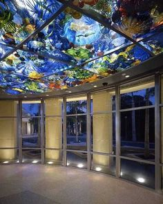Imagine having this as a bedroom ceiling. Not sure if I would sleep! Too much beauty...