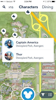 All About the Official Disneyland App