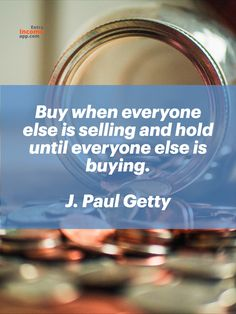 Lessons about investing and personal finance.