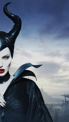 Maleficent Movie (2014) HD, iPad & iPhone Wallpapers