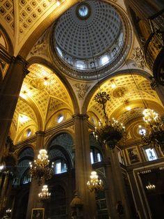 Catedral Metropolitana, México DF