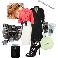 Lawyer Fashion, created by sweet-spicy-micky on Polyvore