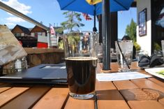 Big Bear Brewing Company makes handcrafted beers that make for ideal post-ski sipping. Big Bear Lake, House Made, Brewing Company, Ski, California, Drink, Chocolate, Travel, Food
