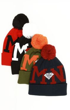 Diamond Supply, DMND Snow Beanie