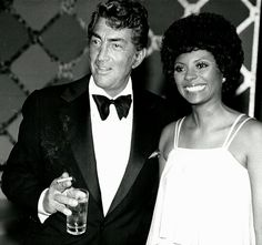 Dean Martin and Leslie Uggams / AS1966