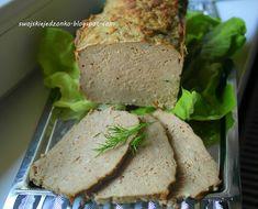 Swojskie jedzonko: Pieczony pasztet,delikatny i idealny na kanapki Pork, Bread, Blog, Kale Stir Fry, Brot, Blogging, Baking, Breads, Pork Chops