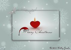 Merry Christmas 5 Greeting Card by Holley Jacobs