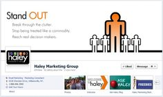 Haley Marketing Group really knows how to help companies utilize social media www.haleymarketing.com