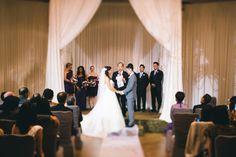 Bellagio Wedding Ceremony!