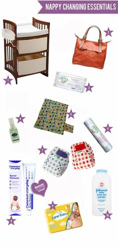 Top 10 Nappy Changing Essentials - Emma's Blog #Blog #Mum #Baby #Pregnancy #Parenting