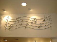 Atraiu meu olhar: Notas musicais