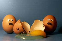 Death of an Egg by BlaCk-FounTaiN-9086.deviantart.com on @deviantART