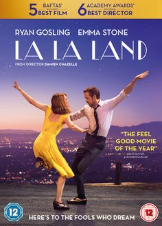 Winner of 6 Academy Awards, including Best Director, 'La La Land' stars Emma Stone and Ryan Gosling as Mia and Sebastian, an actress and a jazz musician pursuing their Hollywood dreams