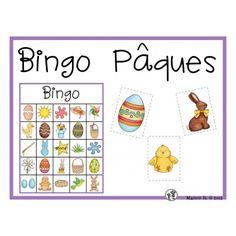 Bingo Pâques