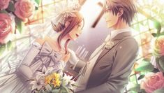 Heroine and Kent Wedding