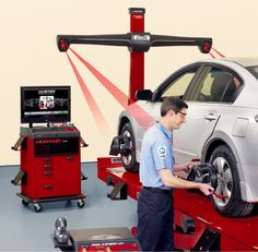 Chillicothe, MO – Woody's Automotive Group has partnered with Hunter's HawkEye Elite Alignment System for use in their service departments. HawkEye Elite utilizes the latest technological […] Wheel Alignment Machine, Tire Alignment, Front Wheel Alignment, Car Repair Service, Auto Service, Mercedes Benz, Garage Furniture, Headlight Restoration, Club