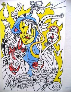 Serpenpity. By Guilherme Pilla. 2004.