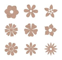 There are 9 SVG flowers that you can use them in your scrapbooking or in card making. And more coming soon. You can Download the SVG fil...