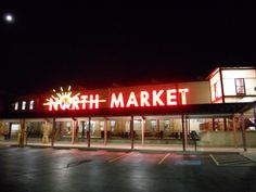 The North Market: By Robin Tierney