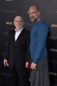 MQ Pics of the Outlander Cast on the Red Carpet of the Premiere of Outlander in NYC. | Outlander Online