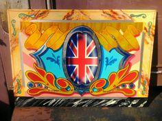 Handpainted Fairground art sign | eBay