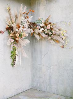 Modern & Organic European Wedding Inspiration at Hotel Domestique Edible Wedding Centerpieces, Floral Centerpieces, Flower Arrangements, Wedding Decorations, Modern Wedding Flowers, Modern Wedding Inspiration, Floral Wedding, Diy Wedding, Wedding Stuff