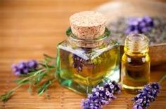 (ear infections) ~ lavender massage on the neck may help the lymph nodes drain fluid away from the ears