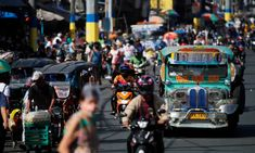 Philippines man dies 'after doing 300 squats for breaching Covid curfew' | Philippines | The Guardian In Sync, 28 Years Old, Police Chief, Another Man, The Province, Allegedly, The Guardian, Southeast Asia, Squats