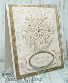Heartfelt Creations | Arianna Lace Bloom