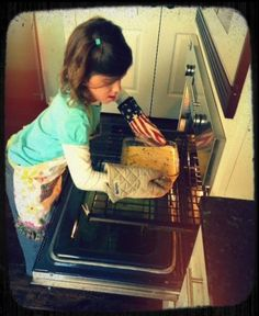 Cook real food with Kids