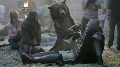 PUB Canal+ - The Bear - L'Ours -