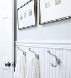 ganchos para toallas en pinterest ganchos para toallas