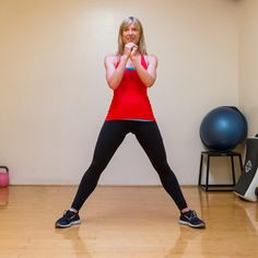 A No-Equipment Total-Body Workout For Any Space