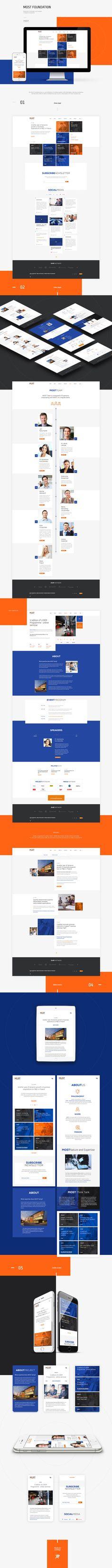 MOST on Web Design Served