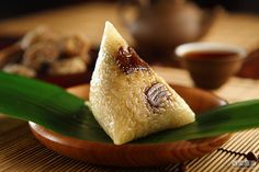 Chinese Zongzi ( sweet rice dumpling)