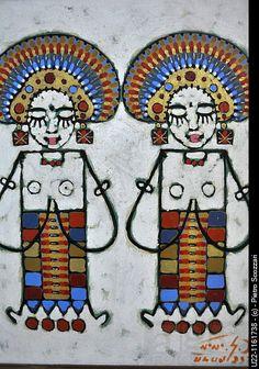 Ubud (Bali, Indonesia): painting at the Neka Art MuseumUbud, Bali, Indonesia, Asia, art, painting