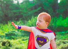 Incredible Photo Series Helps Kids With Disabilities See Their Inner Superhero