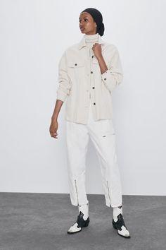 Le maglie da uomo di Zara per la primavera 2019 sono pezzi
